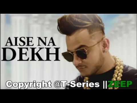 Aise Na Dekh Pagli Pyar Ho Jayega   Milind Gaba Song    Indian New Song Latest    Indian New Song
