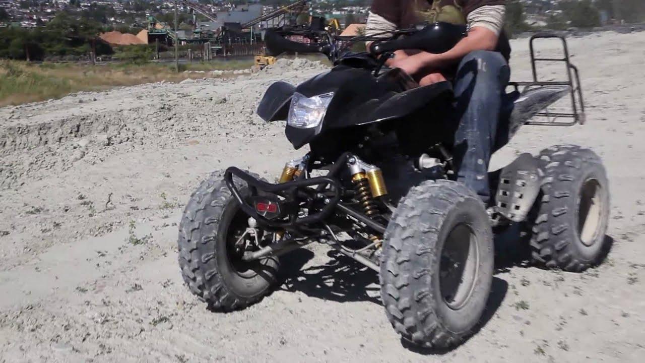 110cc Quad Wiring Diagram 2010 Gio Beast Atv 200cc Giobikes Com Youtube
