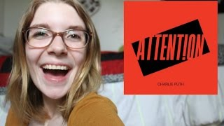 Charlie Puth: Attention REACTION | Olivia Rena