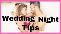 Top 5 Wedding Night Tips For Groom ✔