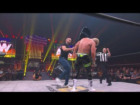 In The Zone - Fans React to Unprotected Chair Shot at AEW's FyterFest
