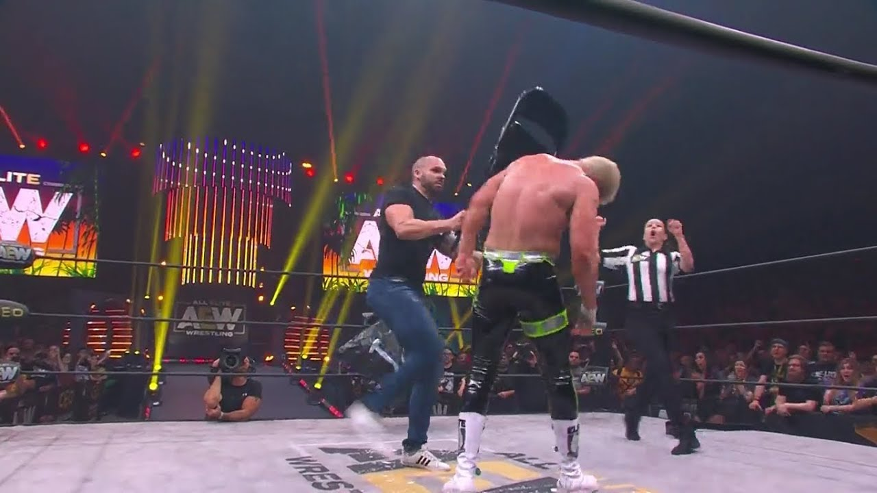 Unprotected Chair Shot on AEW's Cody Rhodes Draws Criticism [VIDEO]    Fanbuzz
