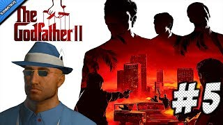 The Godfather 2 Gameplay Walkthrough Part 5 /REVENGE FOR FRANK /Taking Over the Carmine Compound!!!!