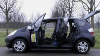 Honda Jazz roadtest