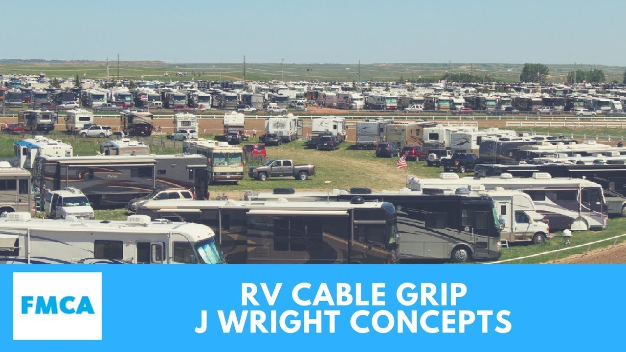 RV Cable Grip