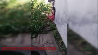 Bermaen di kebun