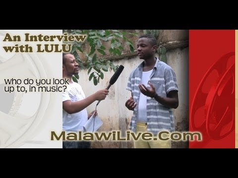 An Interview with LULU, Malawi Music Artist