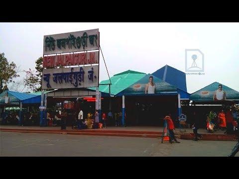 New Jalpaiguri Junction railway station, Siliguri