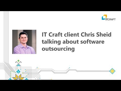 Clients testimonials about an experience of outsourcing software development for IT Craft