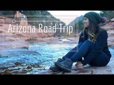 Northern Arizona Road Trip In THREE Days!!