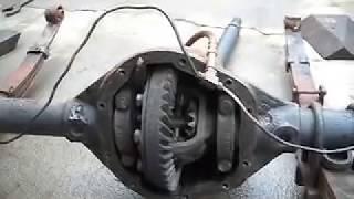 Bloqueio Diferencial Traz. Willys Com Solda