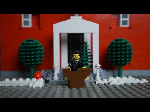 A Message For Canadian Children About These Tough Times From LEGO Justin Trudeau