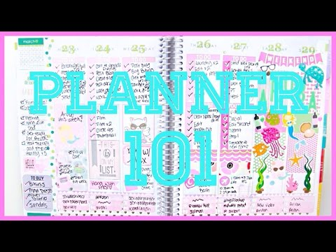 Planner 101: Intro to Glam Planning