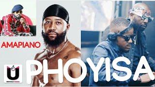 Gambar cover Phoyisa (Official Audio) | Kabza De Small, DJ Maphorisa, Cassper Nyovest, Qwestakufet