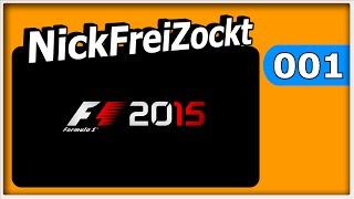 F1 2015 #001 ► Wir starten doch ... aber 2014 ► F1 2015 Gameplay deutsch | G27 | PC