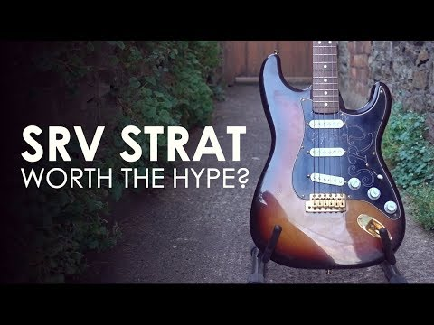 SRV Stratocaster - Worth the Hype? | Friday Fretworks