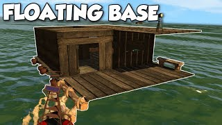 One of SpyCakes's most viewed videos: BUILDING A FLOATING BASE! - Landless Gameplay [Ep 5] Early Access Gameplay & Update