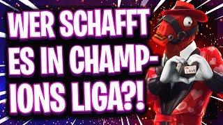 😱🥇LETZTE CHANCE FÜR CHAMPION! | Welche Spieler schaffen es in die höchste Liga?!