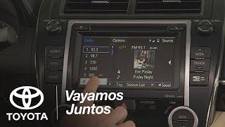 Toyota: Cómo UsarEl Audio | 2014.5Camry| Toyota