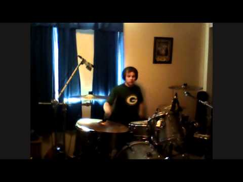 The Fray - We build then we break drum cover (HQ)
