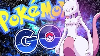 ROBLOX POKEMON GO - MEWTWO FOR ALL!!! - Spanish Gameplay