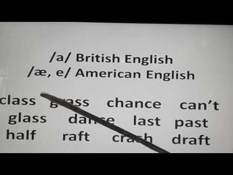 tips pengucapan bahasa Inggris yang benar
