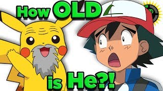 Ash Ketchum Age Theories
