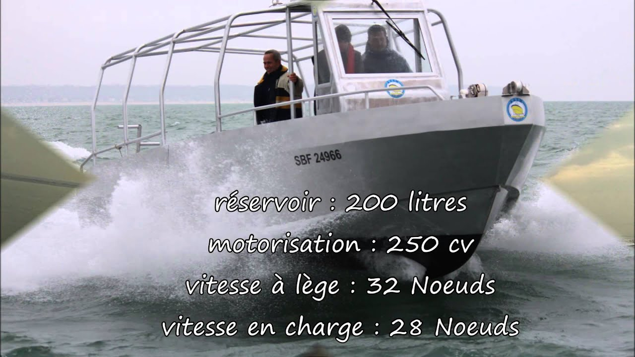 bateau 8 noeuds