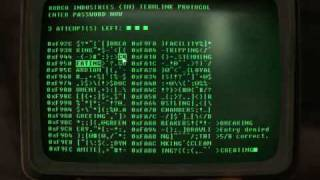 Fallout 3 Hacking GUIDE