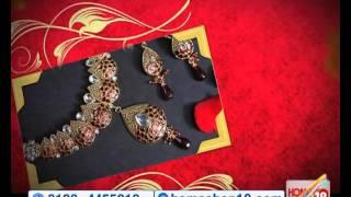 HomeShop18.com - Vivaah Utsaav Jewellery by Zaveri Pearls