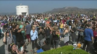 During Divisive Political Times, Eclipse Unifies Southern Californians