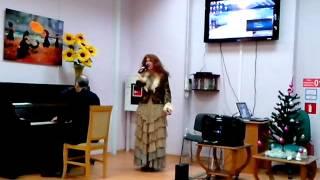 Татьяна Владимирская - Где то на белом свете (Игорь Заиконников-фортепиано) Библиотека-199 (2015)