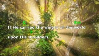 He Will Carry You (lyrics & chords) by Scott Wesley Brown