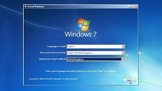 How To Boot Up Windows 7 From USB Or DVD-ROM On Laptops HP With Windows 8, 10