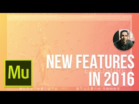 Adobe Muse CC 2016 Update  Top 5 New Features