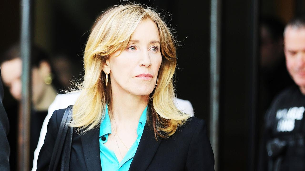 Felicity Huffman, In Tears, Pleads Guilty In College Bribery Scandal