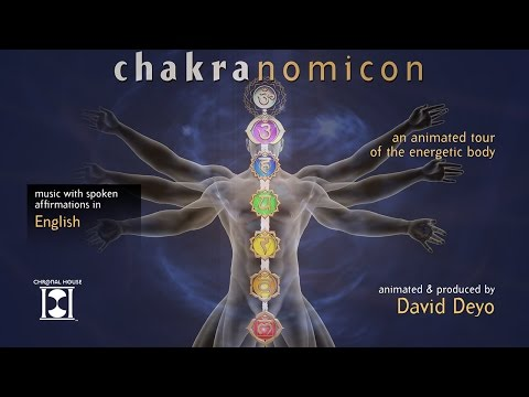 Chakranomicon: an animated tour of the energetic body (English audio)