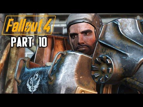 Let's Play Fallout 4 Deutsch #10 - Paladin Danse