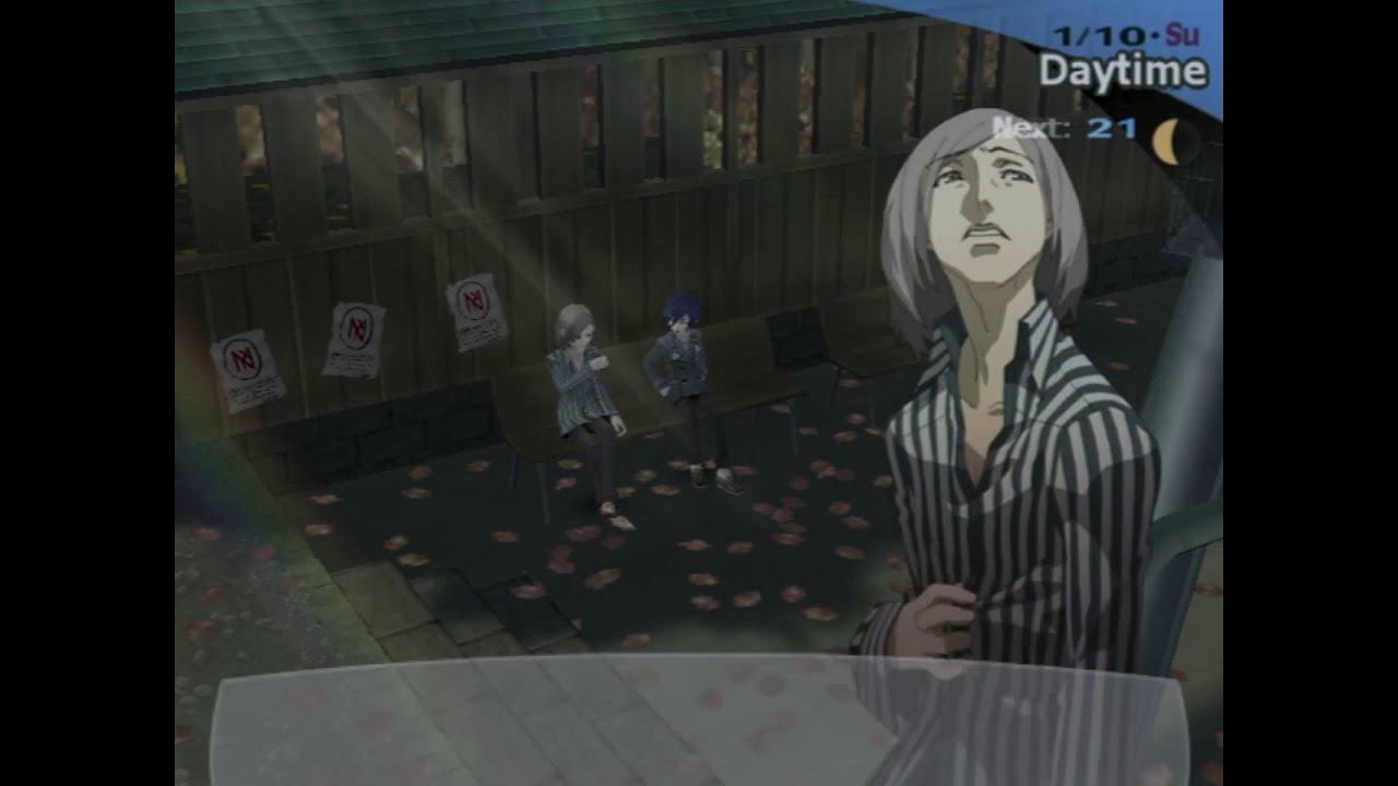 Persona 3 (PS2) - Part 124