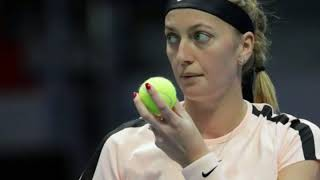 Квитова Младенович | Mladenovic Kvitova WTA St. Petersburg final | обе  жаждут победы