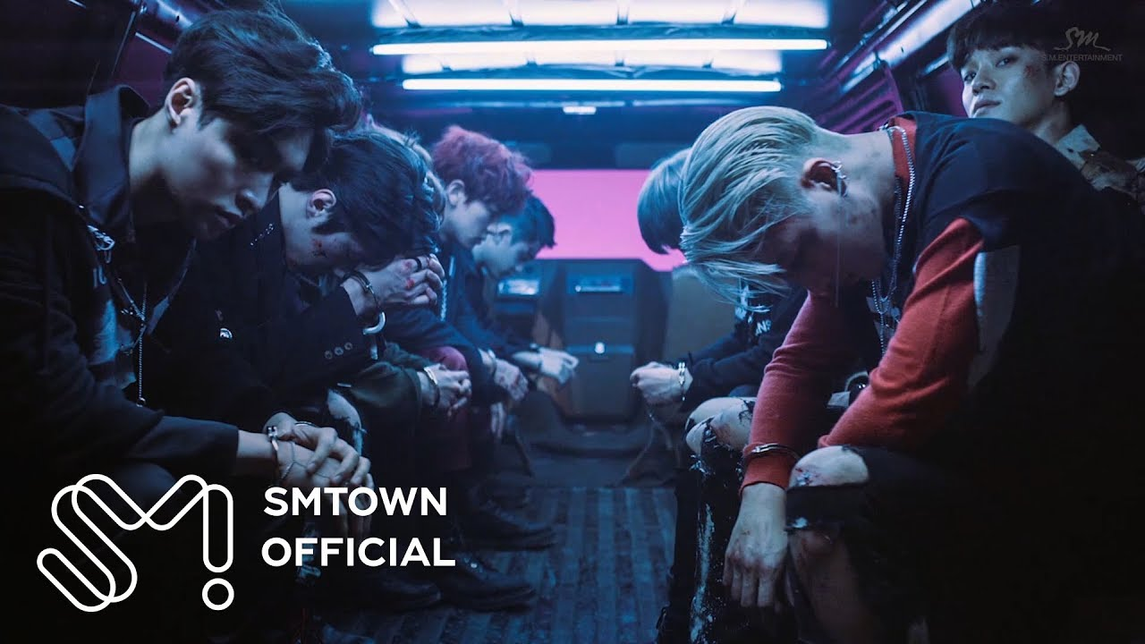 EXO – 엑소 Monster Chinese Ver