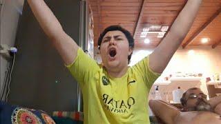Boca 3 Caracas 0 | Reacciones De Un Hincha De Boca | Copa Libertadores 2020
