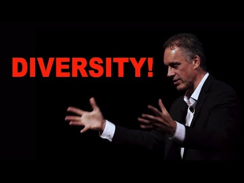 Jordan Peterson: The Leftist Form of Diversity is NOT a Moral Good