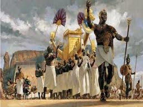 Black Pharaoh Melek Tirhakah of Ethiopia & Yisrael Connection