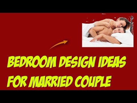 Modern Bedroom Design Ideas For Married Couple - Bedroom Design Ideas