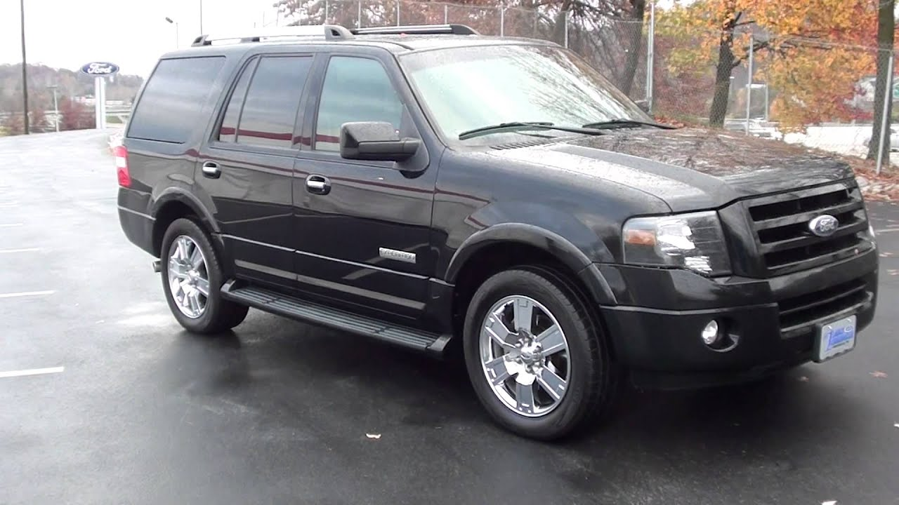 For sale 2007 ford explorer limited stk p5908 www lcford com youtube