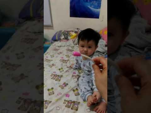 Cara mendidik anak Dengan tegas di usia 2 tahun - anak di omelin orang tuanya Lucu banget. REAL !!!