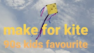 make for kite 90s kids favourite