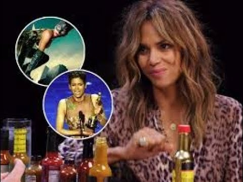 Halle Berry Reveals She Was Wasted at the Oscars, Talks 'Catwoman' While Throwing Back Hot Wings