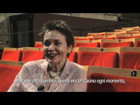Meetings on Art 2011 - Laurie Anderson